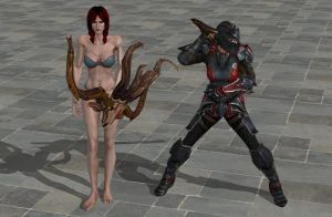 'Kingdoms of Amalur' Shepard Set Female XPS ONLY!! by lezisell