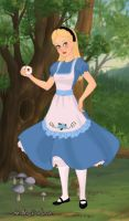 Alice the Maiden by LadyAquanine73551