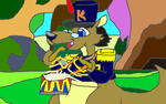 Snare Drummer Kangy by conlimic000