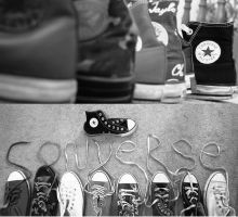 All I wear is Converse. by Fatima15