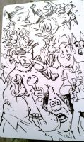 Doodly-oodly Fun by shermcohen