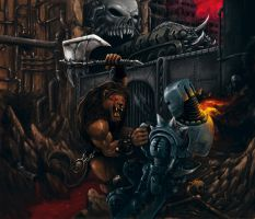 Battle Beast EP by RoyDante