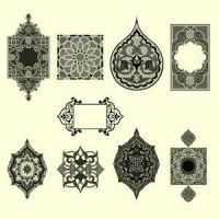 Ornaments Brushes Set by mxdonence