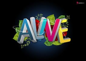 Alive Wallpaper by BeJay