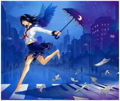 Let the Music Begin by Qinni