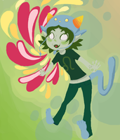 NEPETA IS DEAD FOREVER by MochaRolle