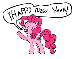 Happy New Year by Rookiecp