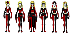 Harley Quinn Redesign by SplendorEnt