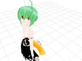 MMD Who Am I Working On? by midnighthinata