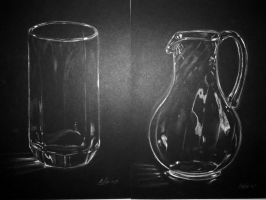 Glass study by MegaDrawer02