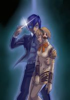 -Persona 3 RE: Incarnation- by thefallenheart