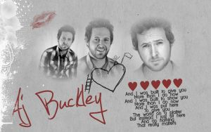 AJ BUCKLEY CSI NY by Anthony258