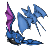 Zubat and evo