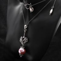 Marie Antoinette Bruyere - necklace 2 by BartoszCiba