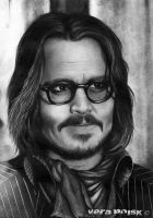 Johnny Depp by VeraPoisk