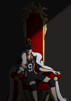 King of the Court by tin-kr