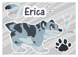 Erica ref by MBPanther