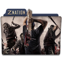 Z Nation : TV Series Folder Icon by DYIDDO