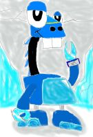 Lunk of the Frosticon Squad by SonicAsura