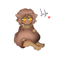 Baby Juju by I-Stole-Duh-Cookies