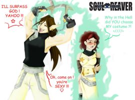 Soul Reaver or Eater ? part1 by Lauretta-89