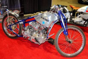Billy Lane's Air Force Tribute Bike by DrivenByChaos