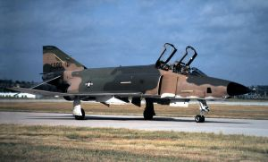 RF-4C 64-0998 Huskers by F16CrewChief