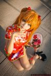 Asuka China Dress by Lilith (Romics2014) 01 by Noriyuki83