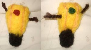 Felted Claptrap by CheesyChan