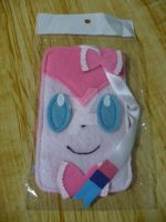 sylveon or ninfia for iphone by BlueValkyrie
