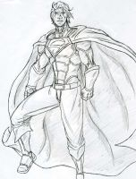 Superman Redesign by A-Train409