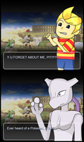 Lucas and Mewtwo react to DLC Palutena's Guidance by coDDRy