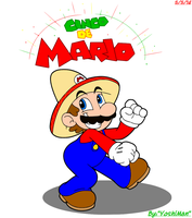 Cinco de Mario by YoshiMan1118