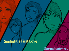 The vampire Characters in Sunlight's First love by Stormdeathstar9