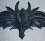 Dragon wall ... thing - 2 by Deaths-stock