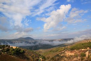 fog on the mount by ShlomitMessica
