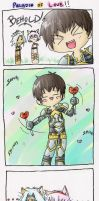 Paladin of love by Rhies