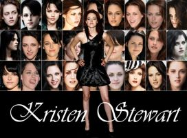 Kristen-Stewart Wallpaper by Mistify24