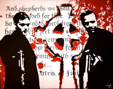 Boondock Saints by aylachamberlain92