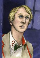 Fifth Doctor by SmudgeThistle