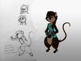 NIMH OC: Guinevere by NoxidamXV