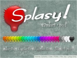 Splasy by MooPong