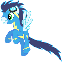 flying Soarin by BaumkuchenPony