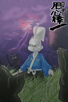 Usagi Yojimbo by TheFloatinghat