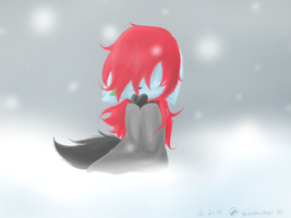 .:Winter Tundra:. by EeveeUtauDesu