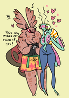 love bugs by tontoh