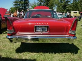 1958 Chrysler Saratoga Fin Butt by RoadTripDog