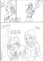 A little peice of comic by puppetstringz