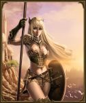 Warrior Princess by eronzki999