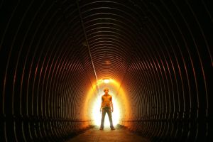 Tunnel Vision by dogeatdog5